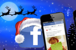 Facebook presenta campanas navidenas