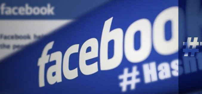 Facebook finally joined the #hashtag crowd