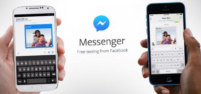 Facebook elimina el chat de su app movil
