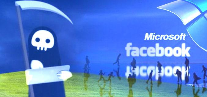 """Prediccion: """"Microsoft desaparecera en 5 o 10 anos; Facebook en 3"""""""