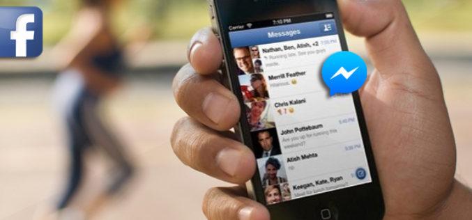 El servicio Messenger de Facebook alcanza los 500 millones de usuarios