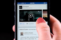 La visualizacion de videos en Facebook aumento un 75%