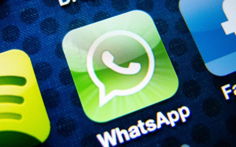WhatsApp:  app de mensajeria mas utilizada