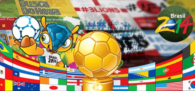 Las redes sociales en el World Cup 2014