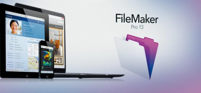 FileMaker 13 facilita las bases de datos en iOS y Web