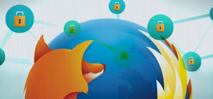 Firefox 26 ofrece mayor seguridad para navegar
