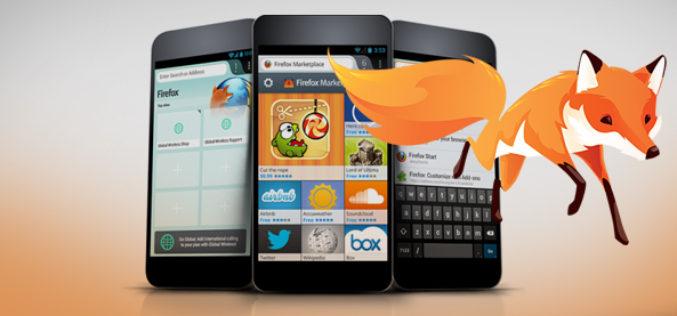 Mozilla: smartphones, sistema operativo y millones de usuarios