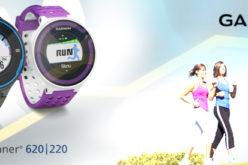 Forerunner 620 y 220, los nuevos relojes de Garmin
