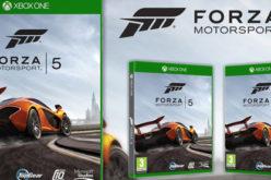 Forza 5 supera el millon de unidades