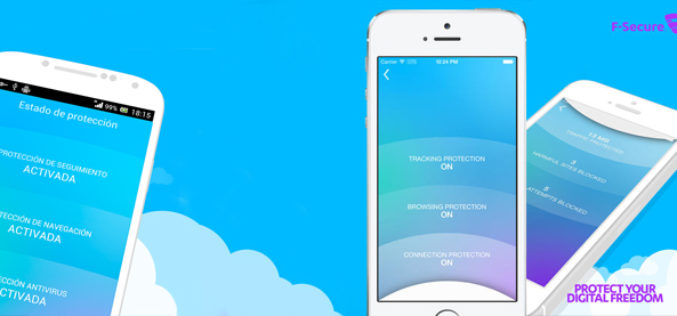 F-Secure ofrece Control Parental para iPad e iPhone