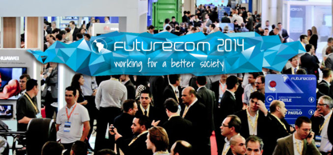 Brasil aloja a mas de 15.000 personas para el Futurecom 2014