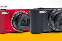 La Kodak FZ151 de la nueva camara digital con la mas alta Tecnologia