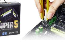 GIGABYTE presenta motherboards Gamer G1.Sniper Z5S y G1.Sniper Z5