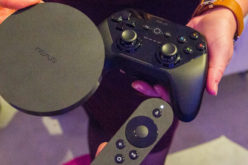 Google presento un gamepad para el Nexus Player