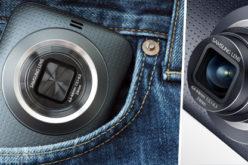 Todo sobre el Galaxy K zoom de Samsung