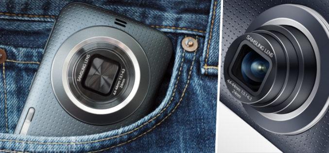 Samsung lanza el Galaxy K Zoom
