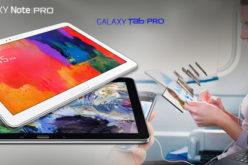 Samsung presenta dos nuevas tabletas
