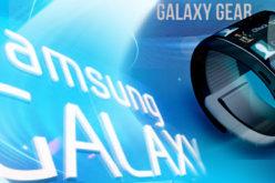 El smartwatch Galaxy Gear de Samsung llegara al mercado