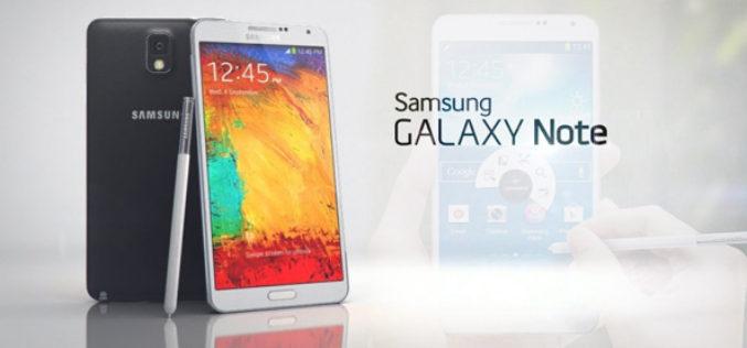 El Samsung Galaxy Note 4 llegaria al mercado el 15 de septiembre