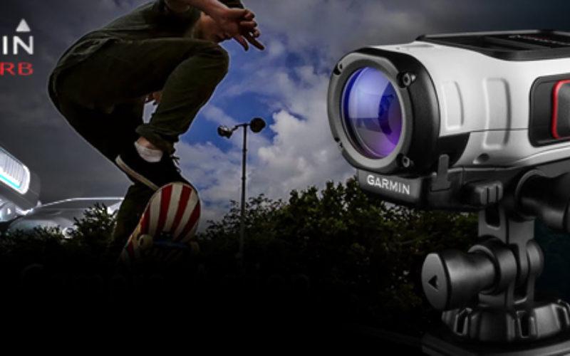 Garmin lanza VIRB, su primera serie de camaras de accion
