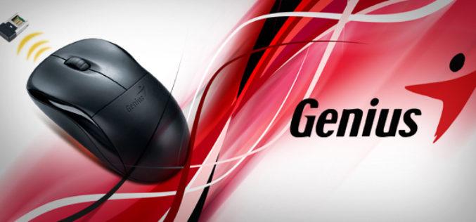 Genius presenta su mouse optico inalambrico de gran precision