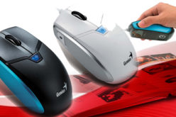 Genius presenta el novedoso mouse con camara HD incorporada