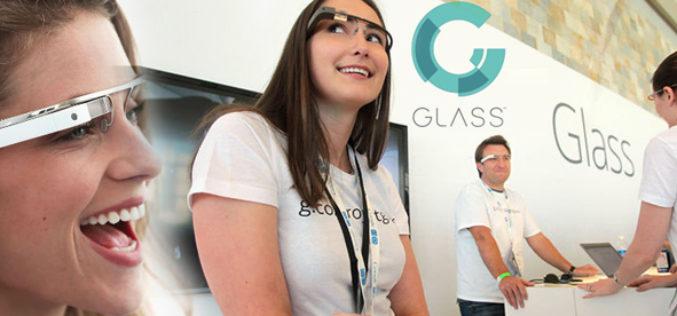 Google Glass abrira tienda de aplicaciones para el 2014