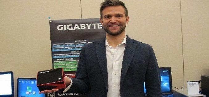 Novedades de Brix, la mini computadora de GIGABYTE