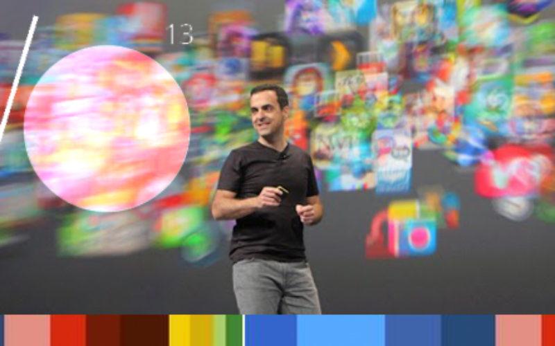 Presentan una derrumbe de novedades en el Google I/O