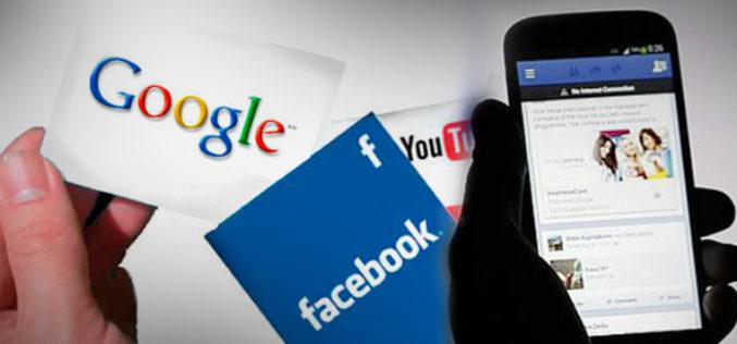 Google y Facebook lideran el mercado de publicidad