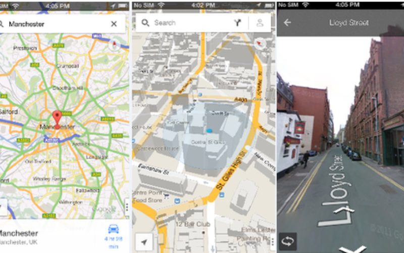 Google Maps vuelve al iPhone