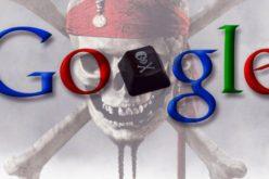 Google lucha contra la pirateria