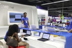Google abre su primer local fisico en Londres