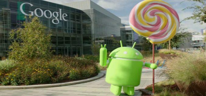 Google libera el codigo fuente de Android 5.0 Lollipop