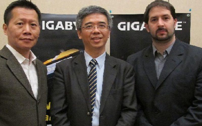 GIGABYTE anuncio resultados record en venta de motherboards en todo el mundo