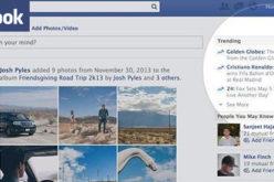Trending Topics en Facebook