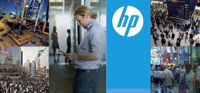 Nuevos retos y mercados para HP