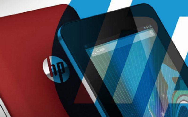 HP planea volver al mercado de los smartphones