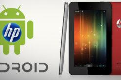 HP podria lanzar un smartphone Android