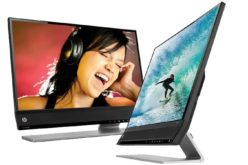 HP lanza monitores con Beats Audio