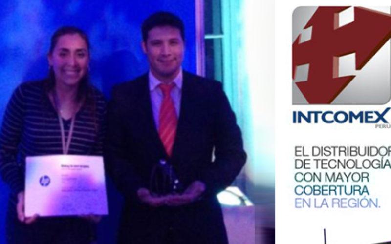Intcomex Peru reconocido como mayorista con mayor crecimiento en ventas
