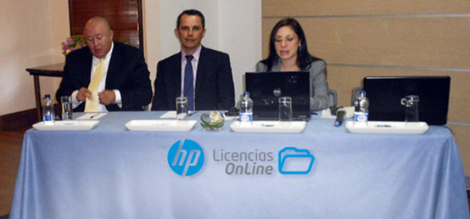 Licencias OnLine/HP: una superalianza