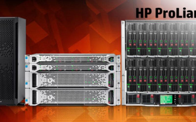 HP presenta los nuevos servidores ProLiant Gen9