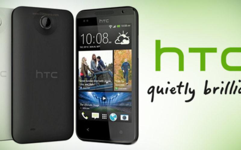 HTC amplia su familia Desire