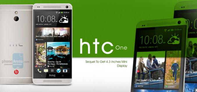 El HTC One mini ya es oficial