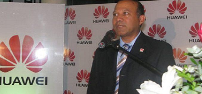 Huawei abre tienda en Colombia