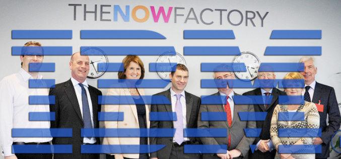 IBM adquiere el proveedor de software, Now Factory