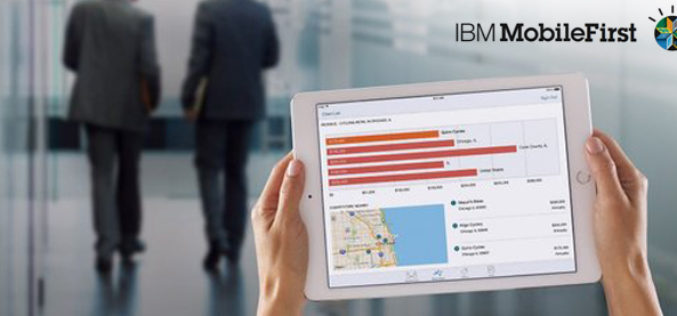 Apple e IBM lanzan la primera ola de Apps IBM MobileFirst para iOS