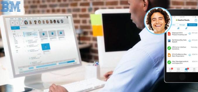 IBM Verse reinventa el email empresarial