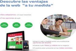 hibu crea sitios web personalizados y optimizados para dispositivos moviles para PYMES